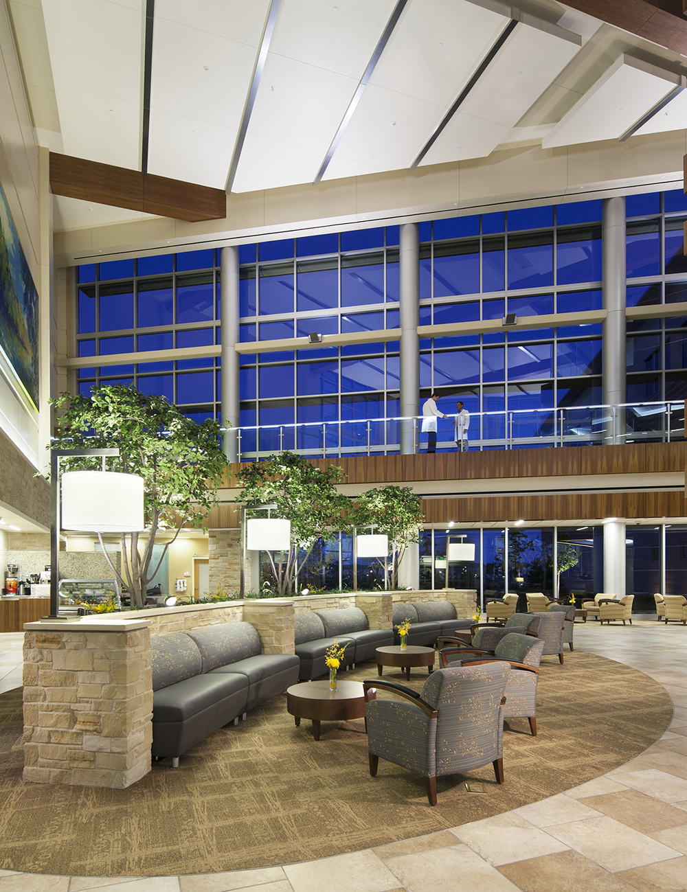 SAXONY HOSPITAL — Four Point Design Partners