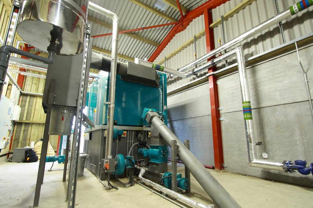 Endress Biomass Boiler Repair, Service & Maintenance