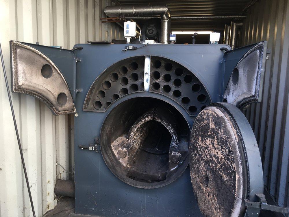 Passat Biomass Boiler Repair, Service & Maintenance