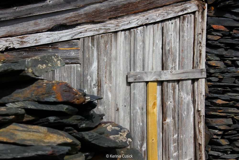 Glen Coe Loch Boat Houses