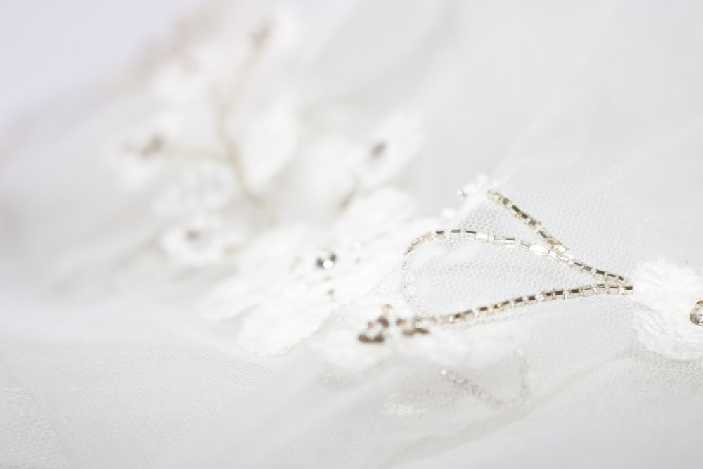 Bridal Instinct X Wedding Veils