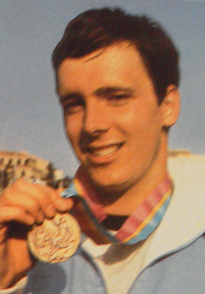 Etienne Dagon - médaillé olympique en 1984