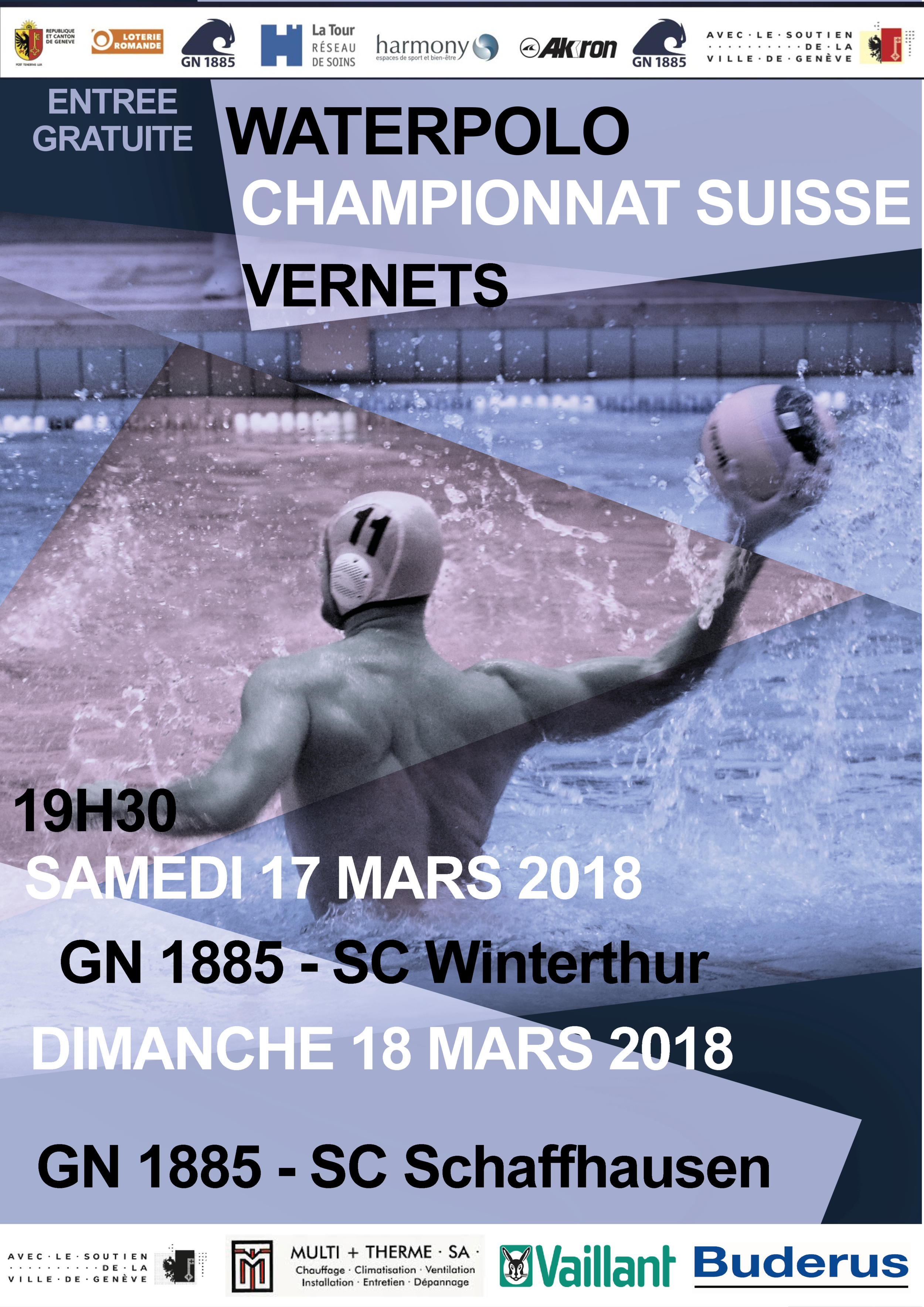 Rencontres genevoises 2018