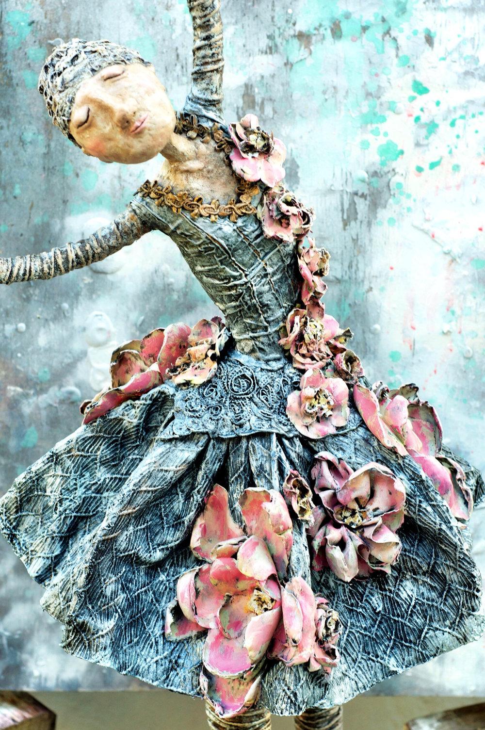 La Vie en Rose (2014) ~ sold