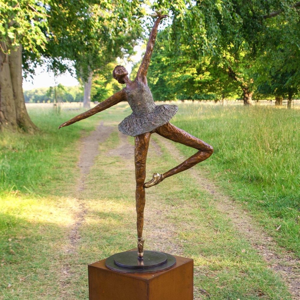 Grace ~ bronze ballerina (edition of 6)