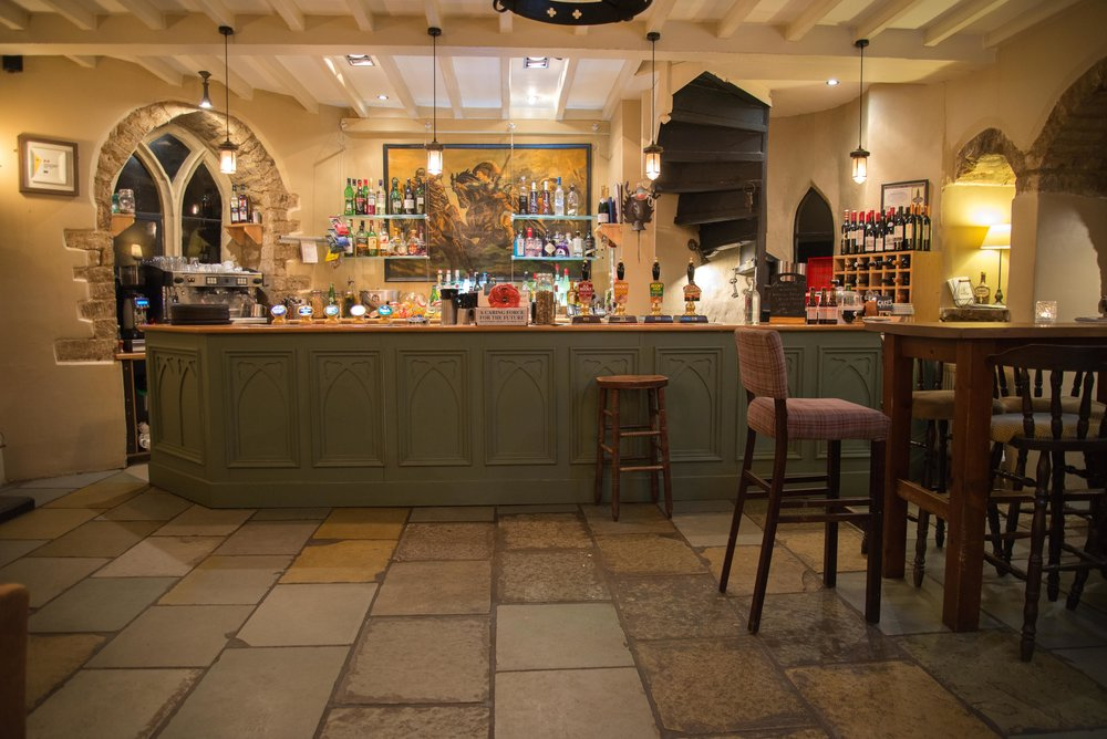 Our country pub in Leamington Spa
