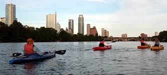town lake  lady bird lake  kayak austin  rowing austin  texas rowing center