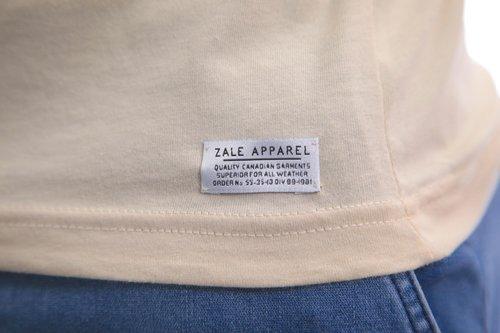 aacf02ec3ea59 ZALE Cream T Shirt