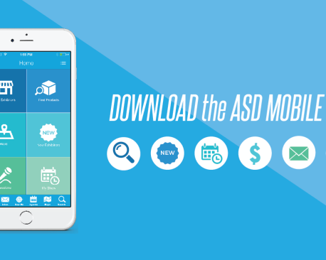 ASD Market Week Mobile App