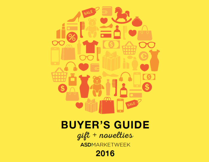 Gift + Novelties Buyer's Guide