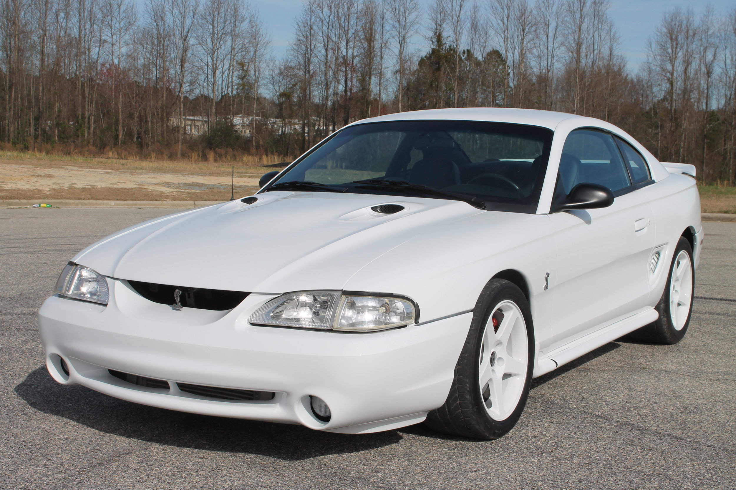 1996 ford mustang cobra aesthetic auto