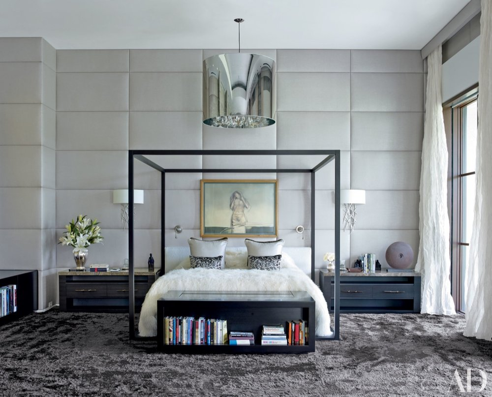 image source: William Waldron for  Architectural Digest