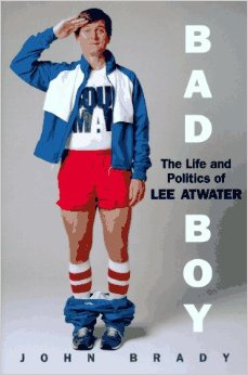 They called me Karl Rove, but I wanted to be his lesser known side-kick, Lee Atwater.
