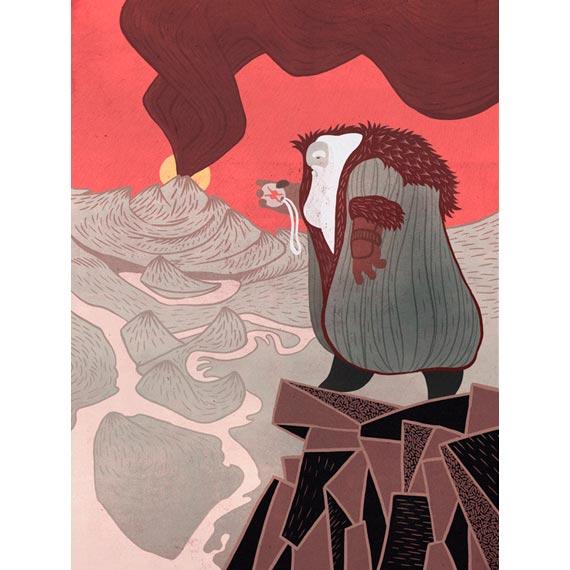 """Reciente reedición ilustrada de """"Somnium"""". Crédito: 120 pies."""