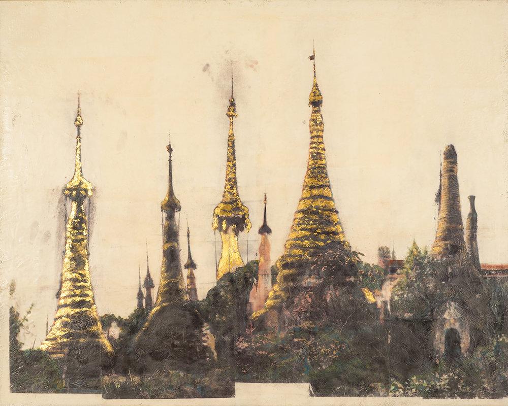 Burmese Stupa I