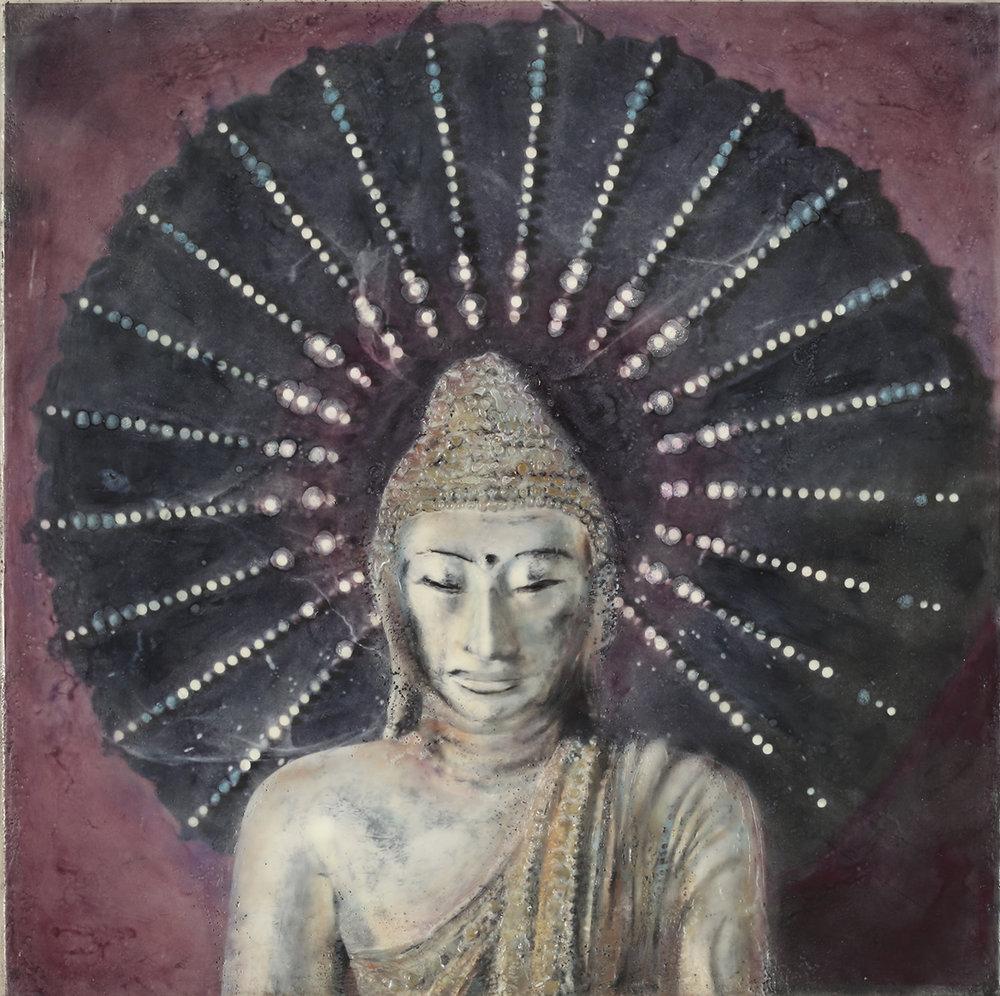 Burmese Buddha VIII