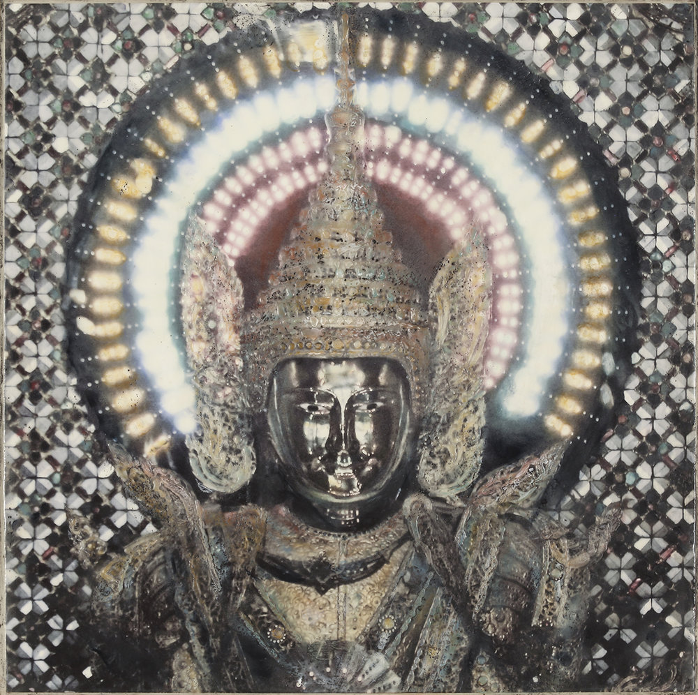 Burmese Buddha XI