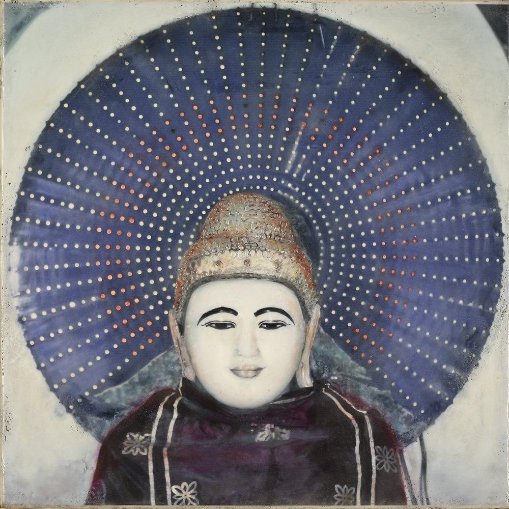 Burmese Buddha XIV