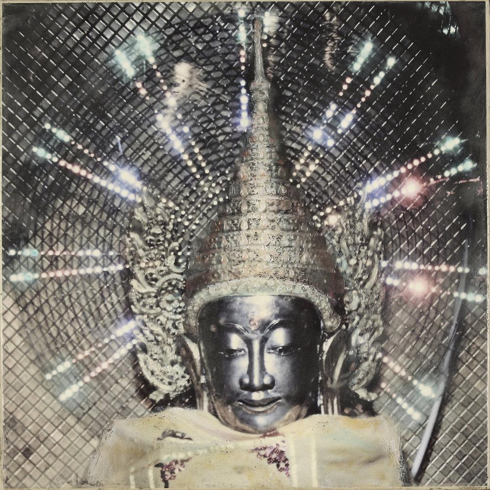 Burmese Buddha XV