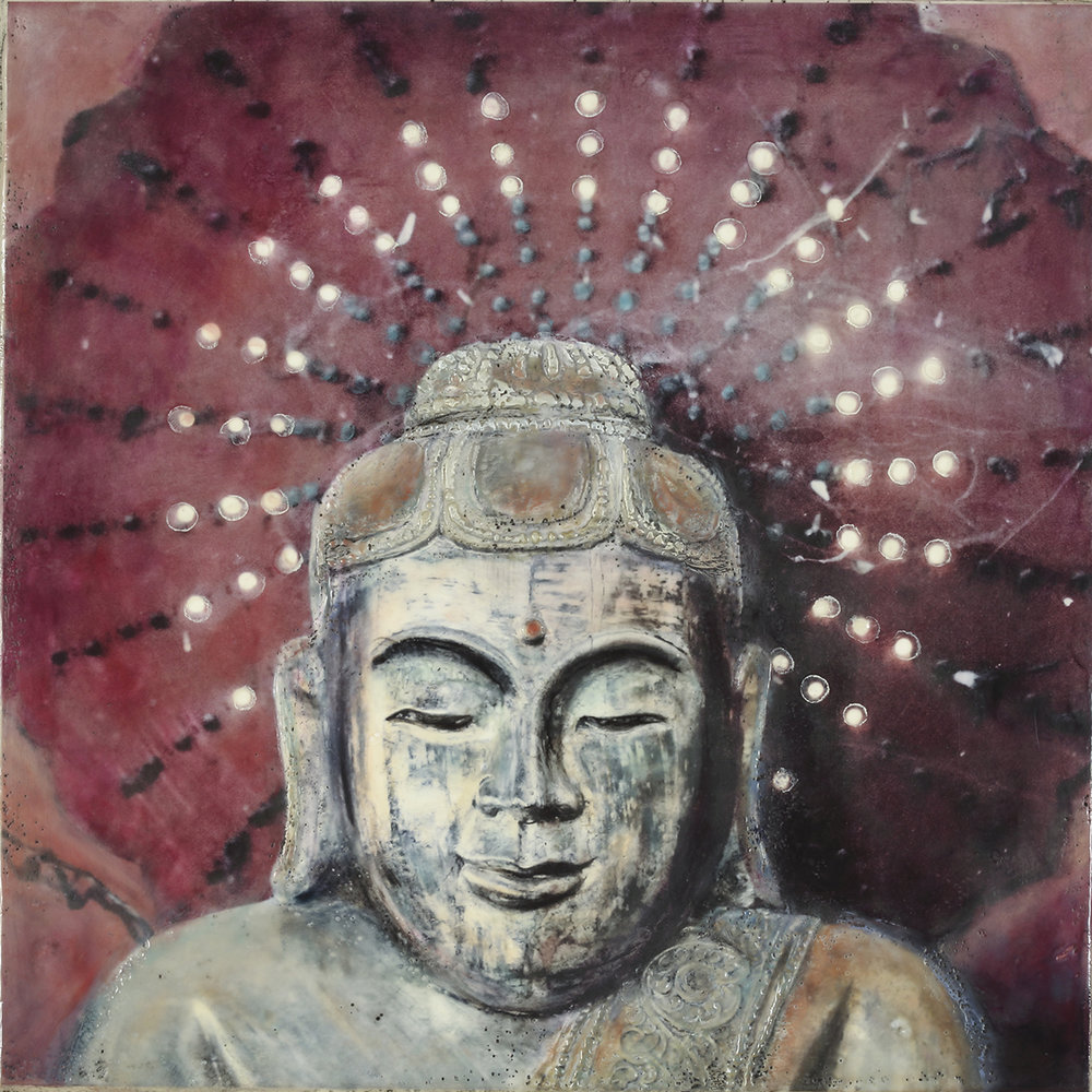 Burmese Buddha XVII