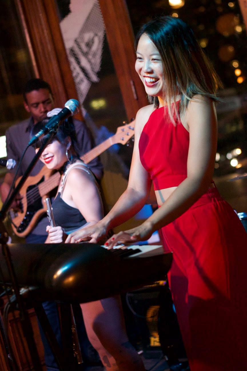 Kristin Fung Band: New Moon at Gladstone Hotel, Toronto