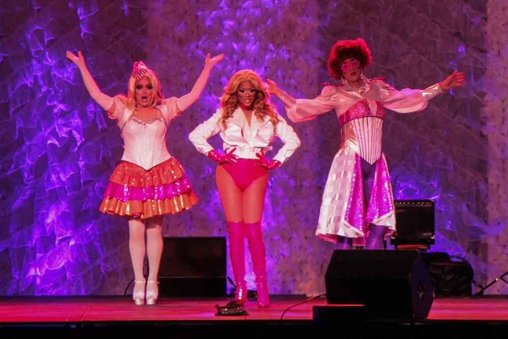 Lady J Martinez O'Neal, Shari Turner & Veranda L'Ni