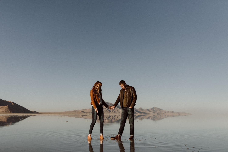 Engagements At The Great Salt Lake Utah