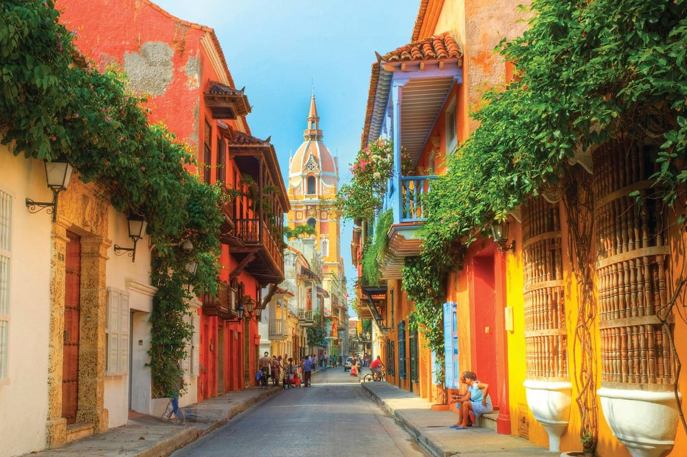 Cartagena Yoga Retreat
