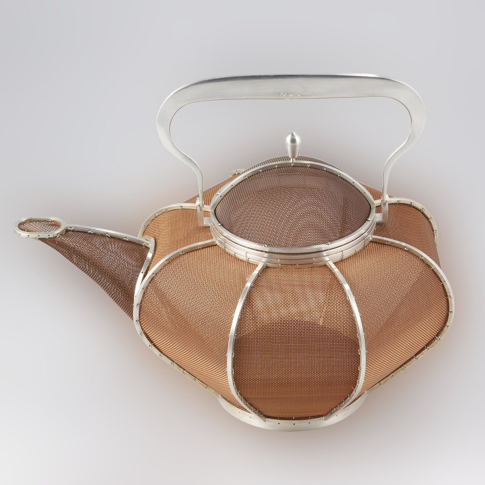 Finalist - Hollowware  Sung Yeoul Lee   Stillwater, OK, USA