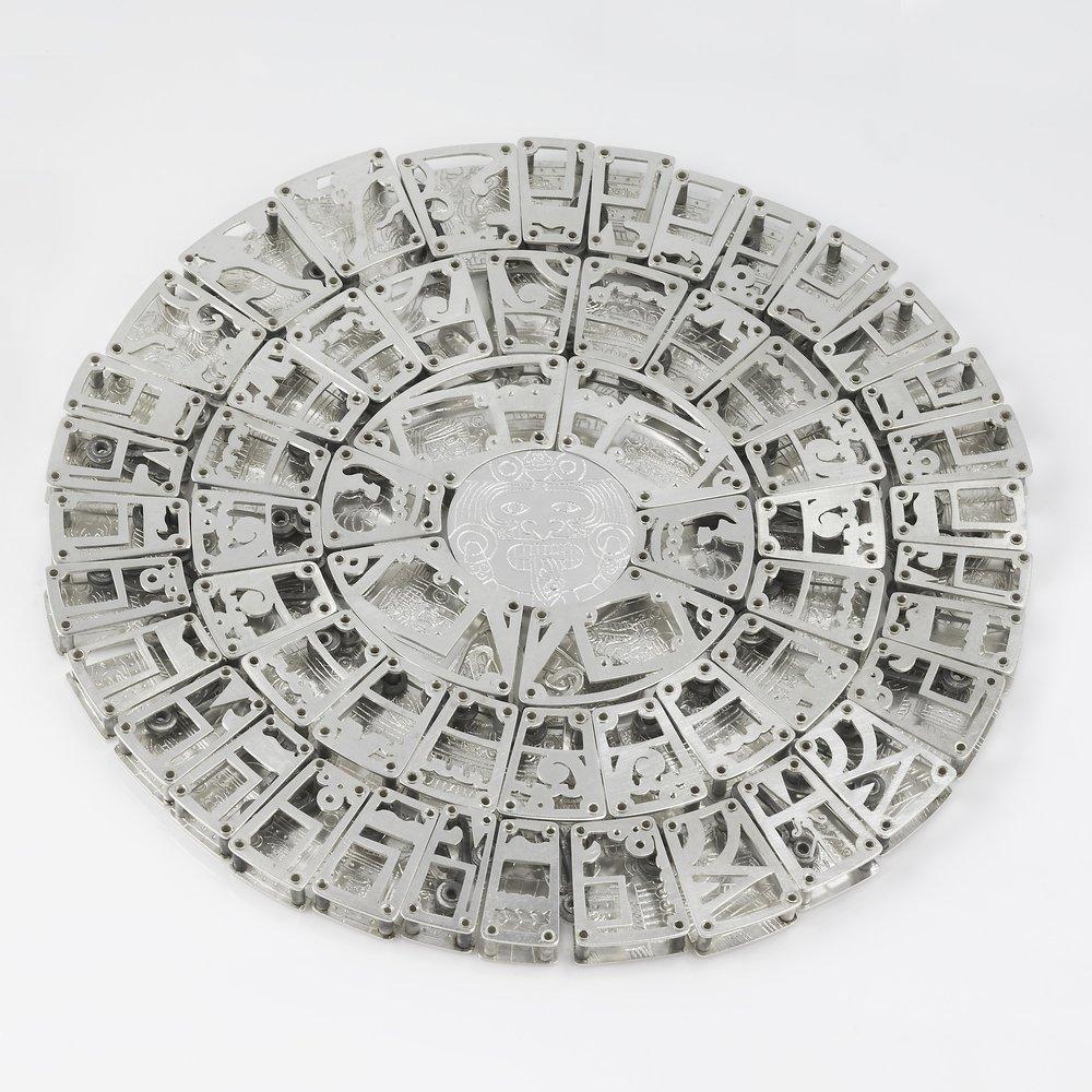 Finalist - Silver/Argentium™ Silver  Dan Schatz   San Diego, CA, USA