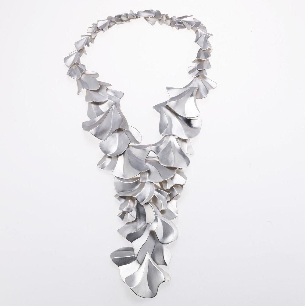 Finalist - Silver/Argentium® Silver  Davina Romansky  Cuyahoga Falls, OH, USA