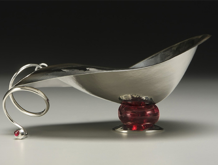 Finalist - Hollowware  Marilyn Bailey  Hendersonville, NC, USA