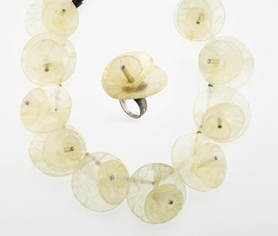 Finalist - Beads  Wan Lin Tsai   Elmhurst, NY, USA