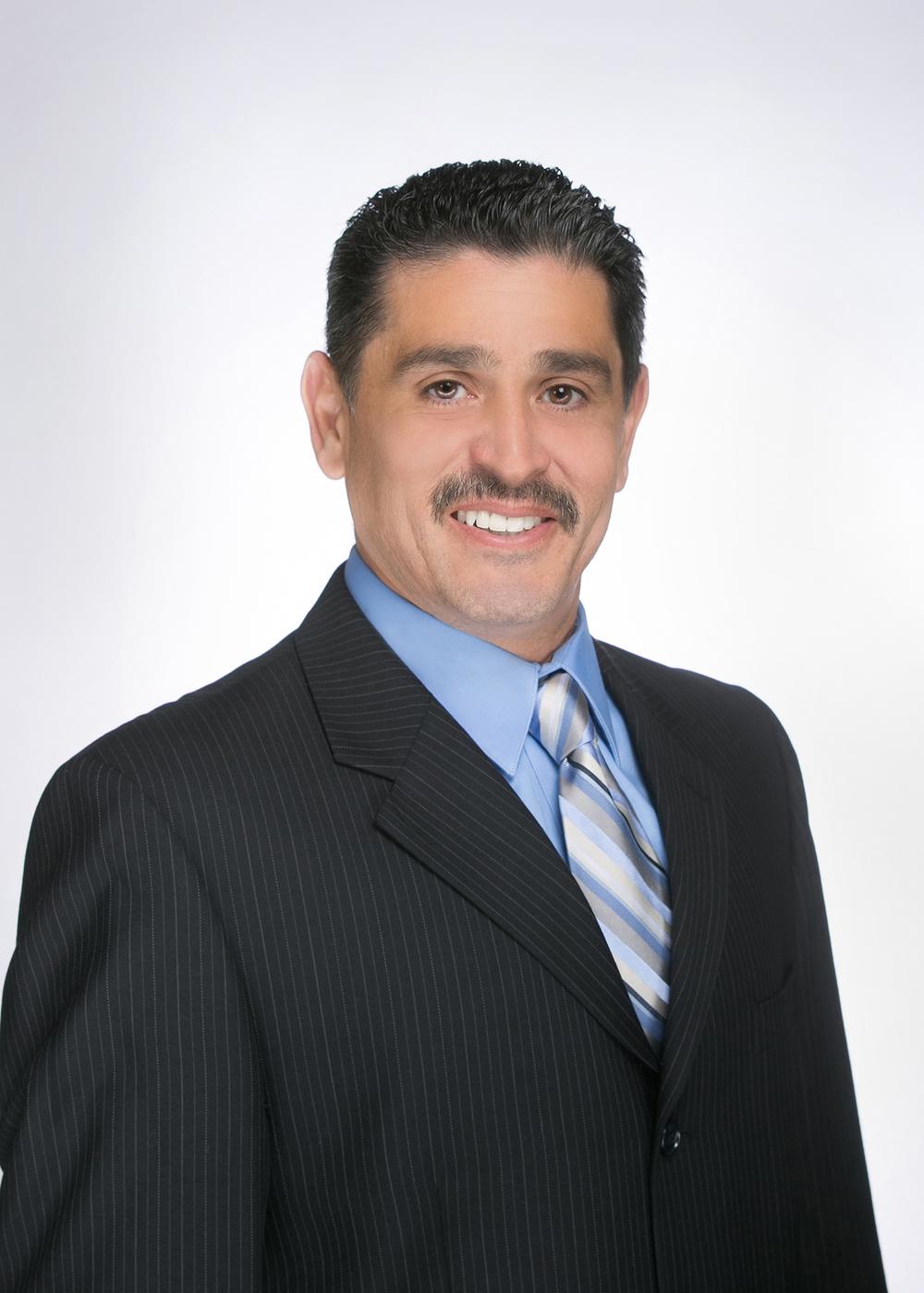 Raul Velazquez Senior Project Coordinator
