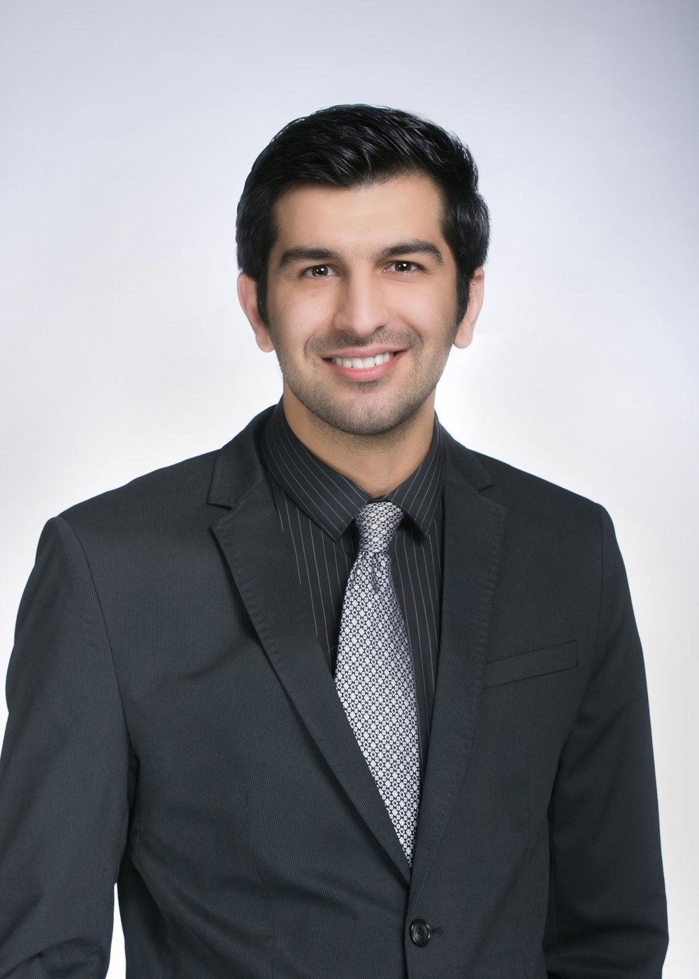 Sohrab Mikanik  Senior Project Coordinator
