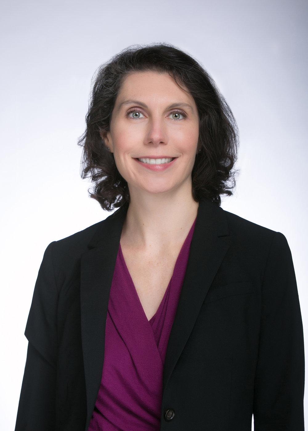 Elisabeth Rosenson  Senior Project Coordinator