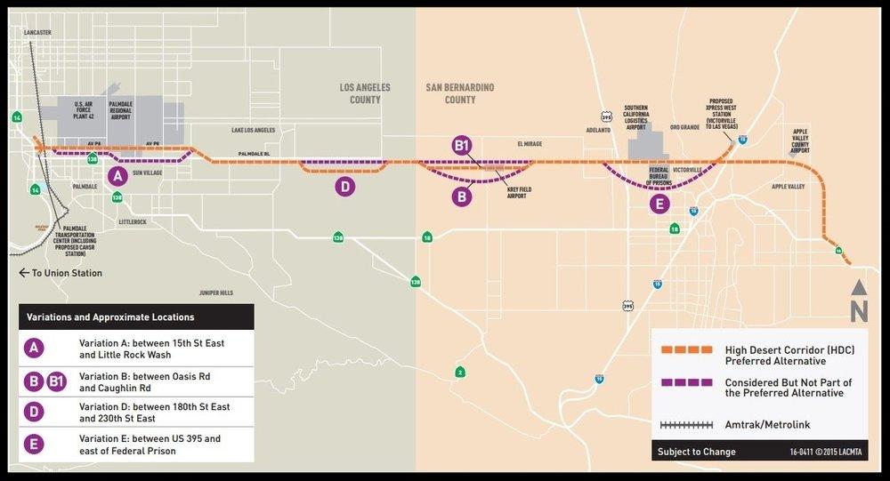 HDC Geo-Social Interactive Map