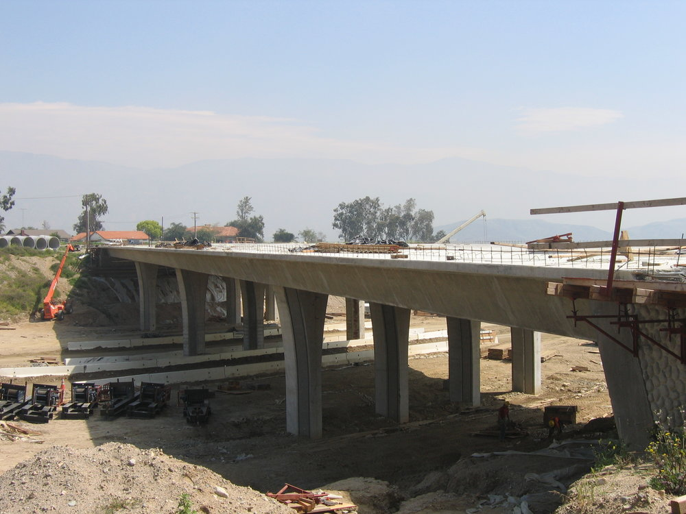 SR-210 Construction