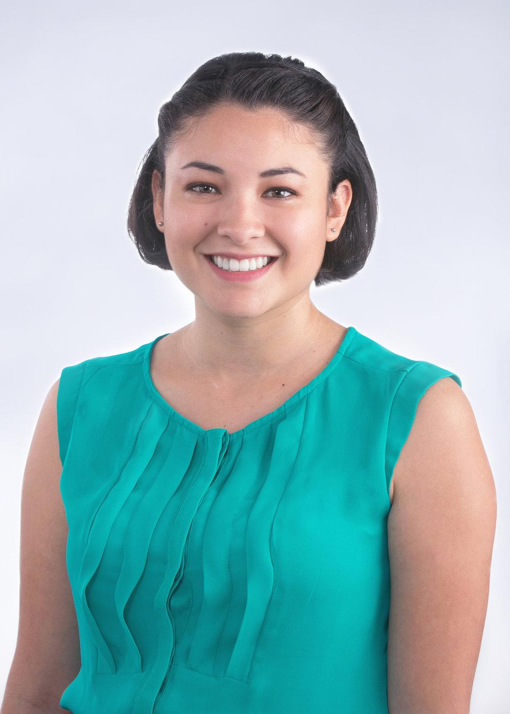 Yvette Ximenez Assistant Project Coordinator