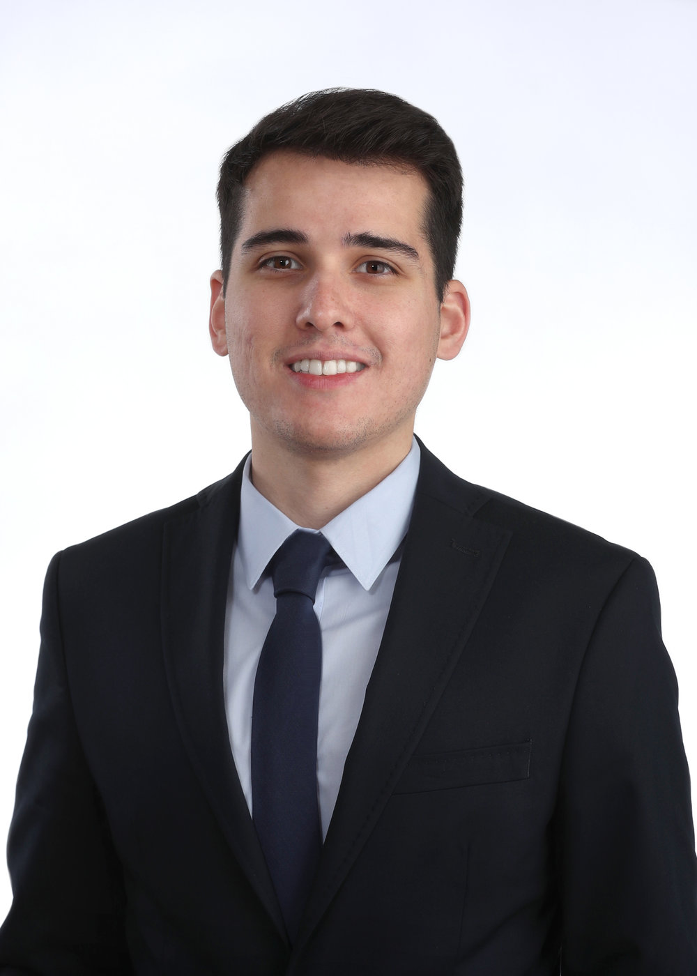 Stephano Padilla  Assistant Project Coordinator