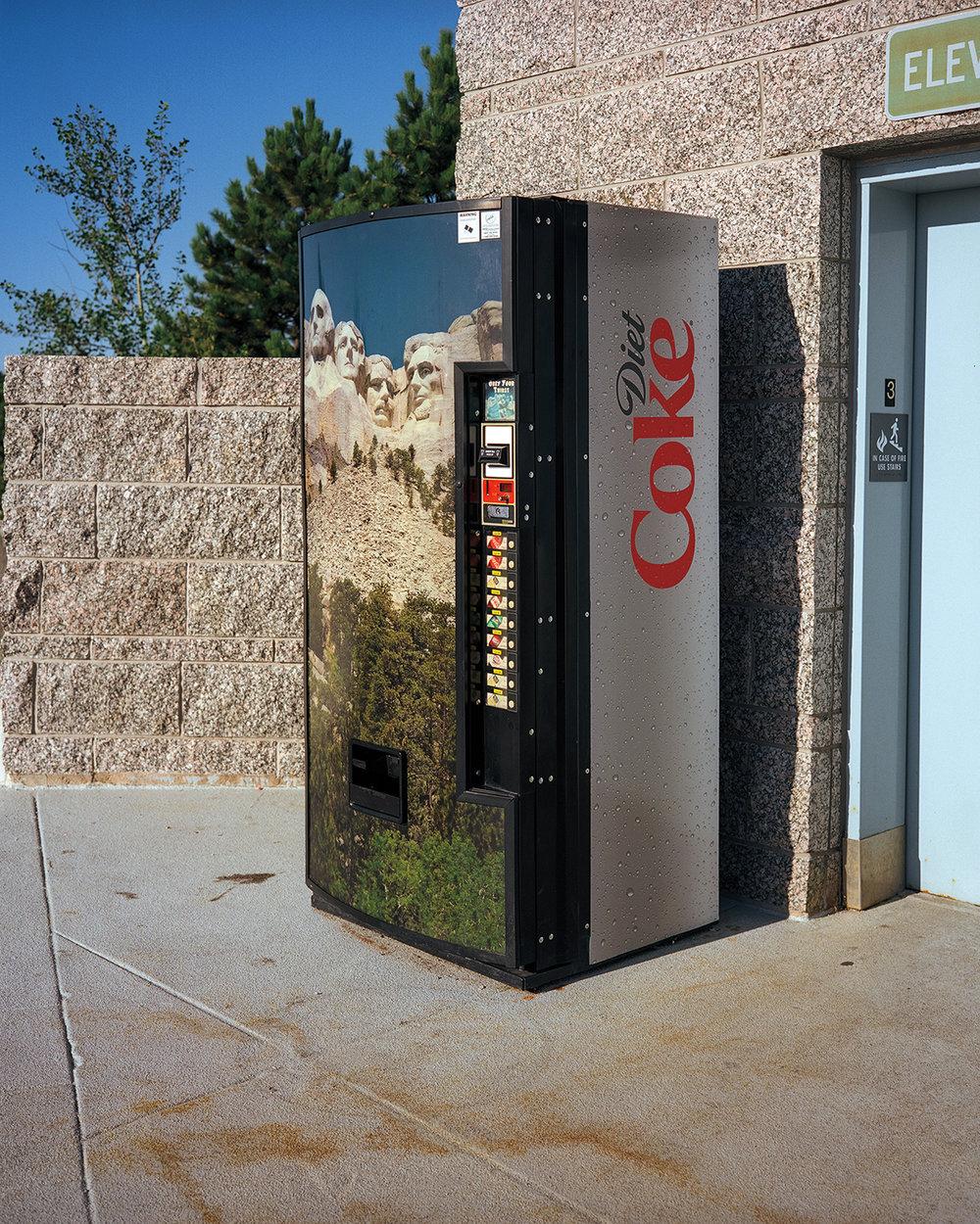 Diet Coke, Archival Inkjet Print, 16x20  Framed and Ready