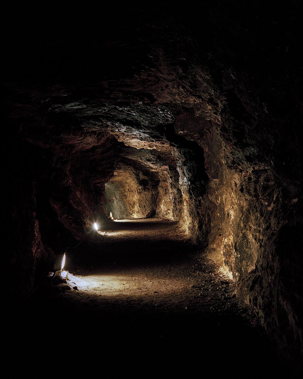 Jewel Cave Back Door