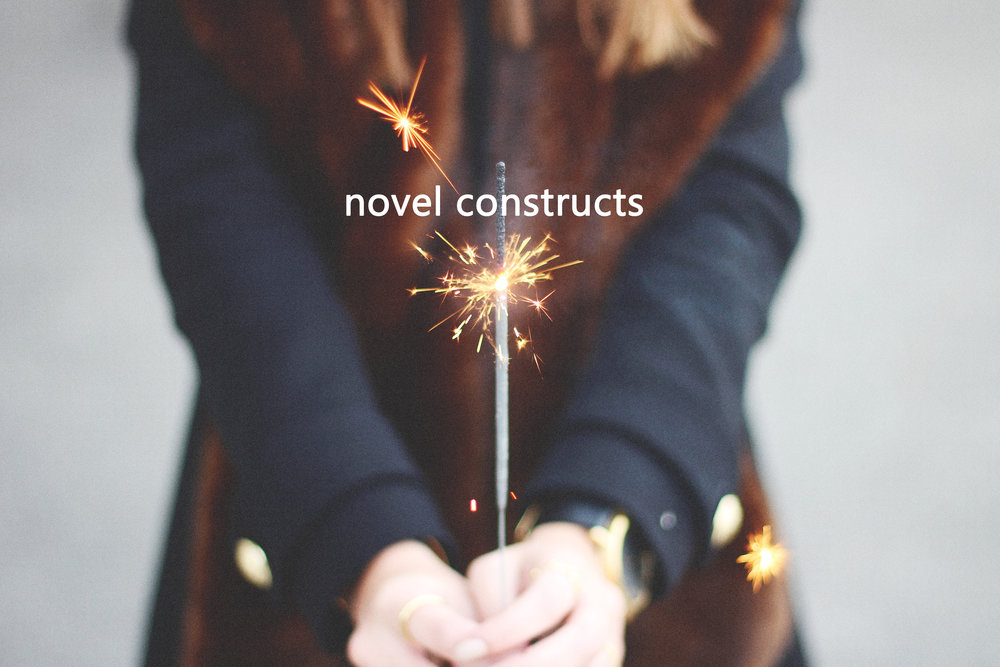 Novel Constructs