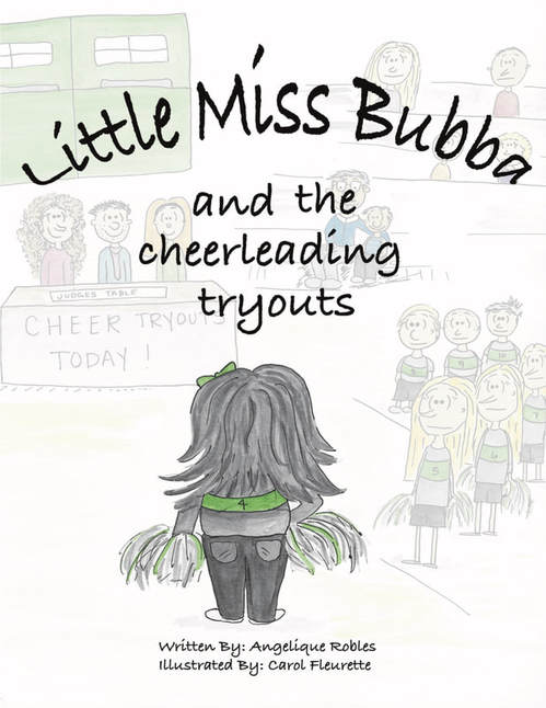 Little Miss Bubba and the Cheerleading Tryouts
