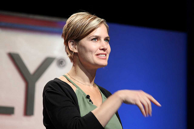 Jennifer Pahlka, founder and Executive Director of Code for America; by  Kevin Shockey