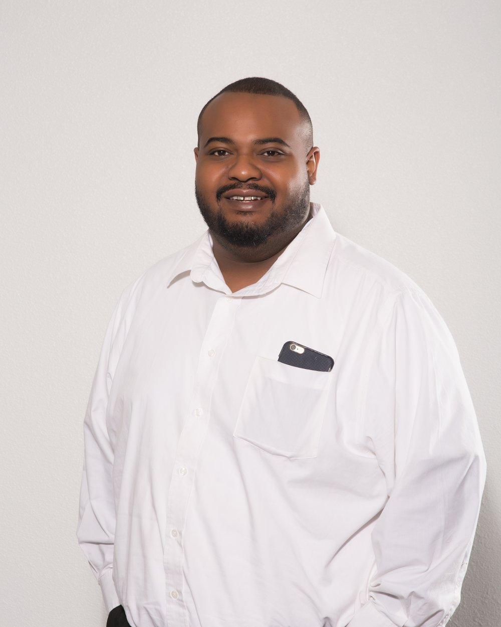 Jarod Earl  HR Director / PI Director