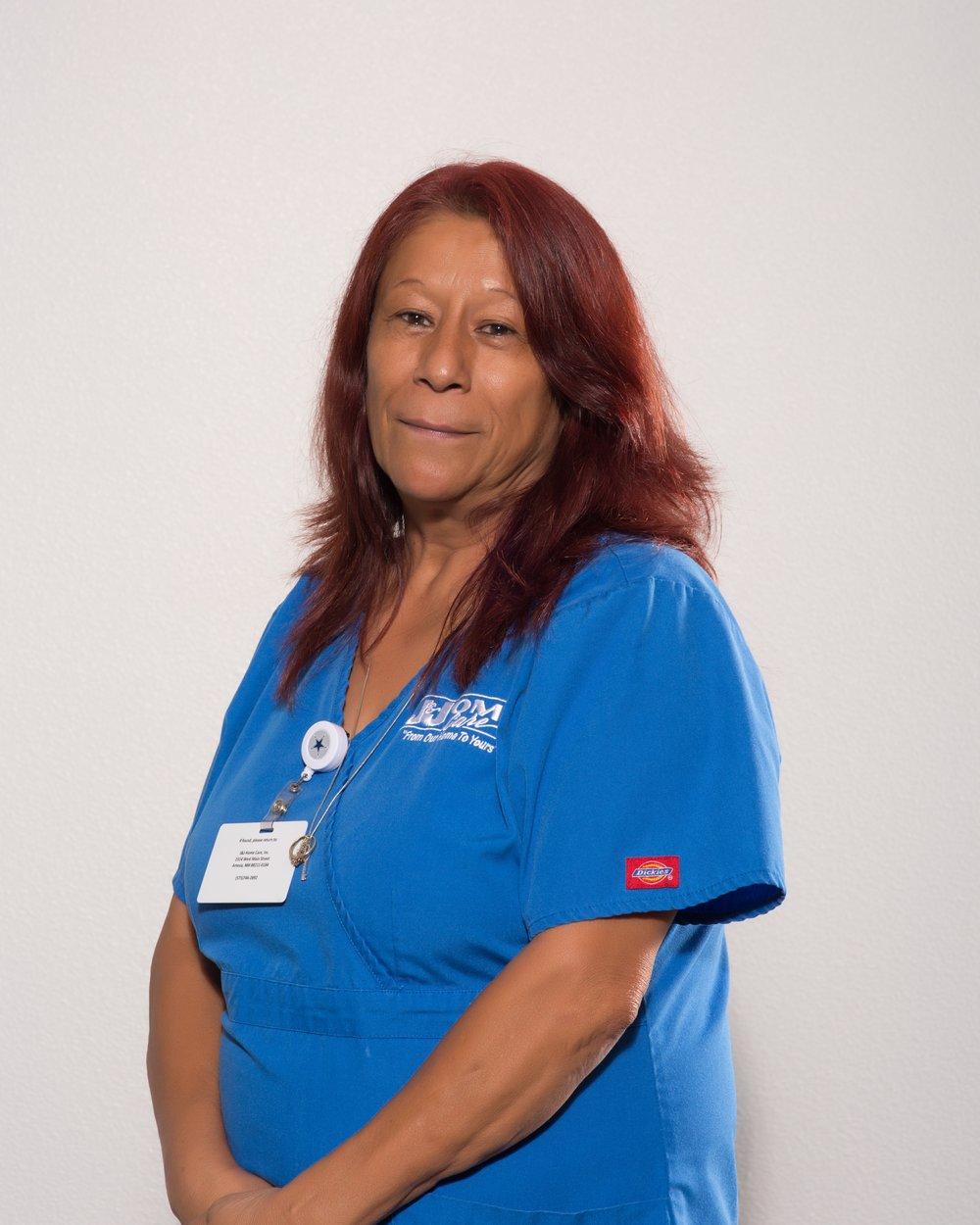 Stella Rodriquez  CNA / Home Health Aide