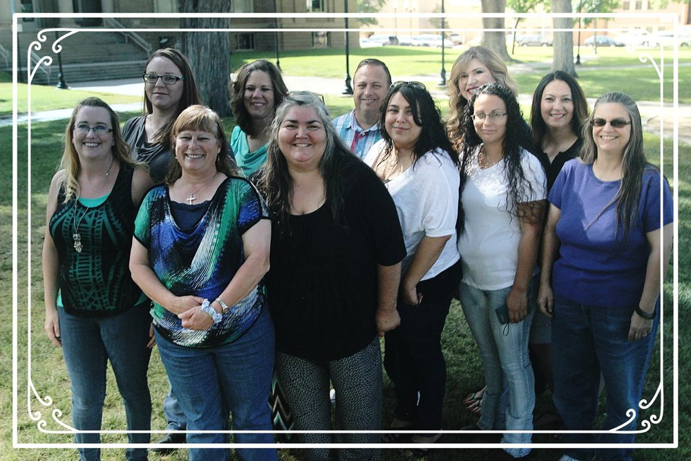 Just a few of our Case Managers for J&J Home Care, Inc.