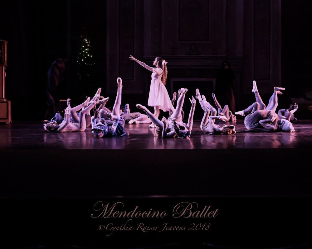Photo Credit:  Mendocino Ballet — Cynthia Raiser Jeavens