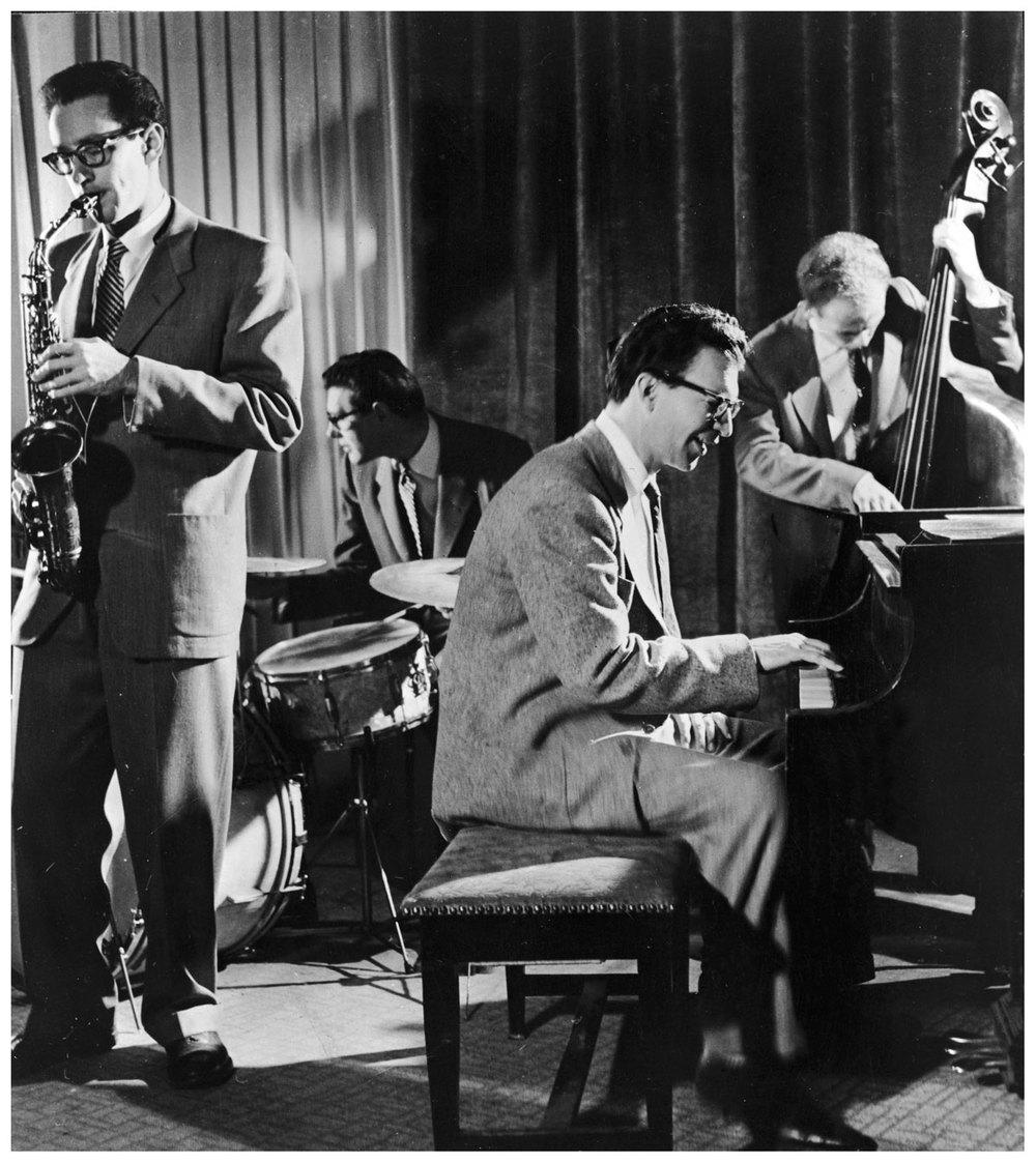 Dave Brubeck Quartet 1959